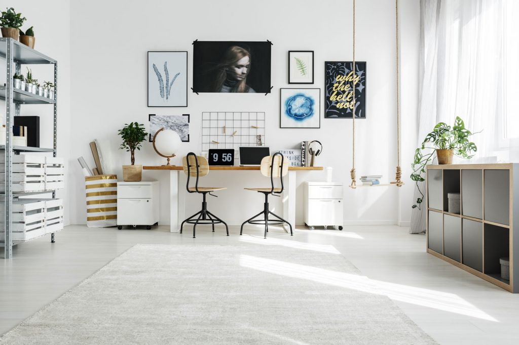 Ideas to Design Your Home Office for Maximum Productivity
