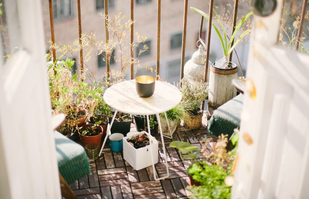 Terrace Garden Ideas for Small Houses