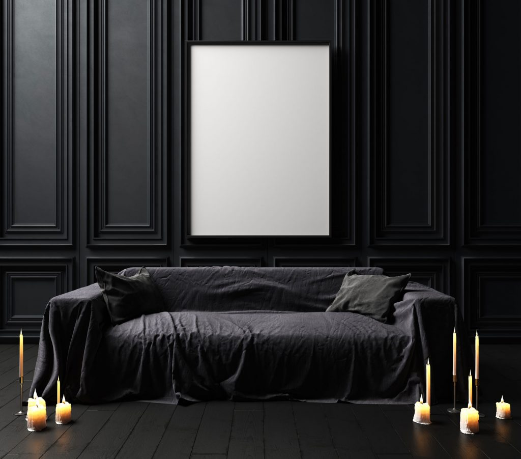 Gothic Home Décor on a Budget