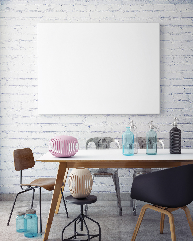 An Interior Designing meeting